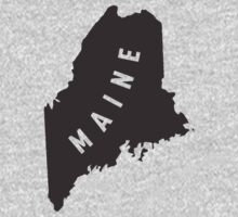 Maine - My home state by homestates