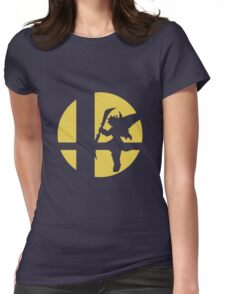 Pit - Super Smash Bros. Womens Fitted T-Shirt