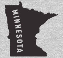 Minnesota - My home state Kids Clothes