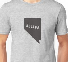 Nevada - My home state Unisex T-Shirt