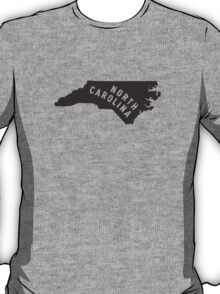North Carolina - My home state T-Shirt