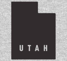 Utah - My home state Kids Clothes