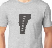 Vermont - My home state Unisex T-Shirt