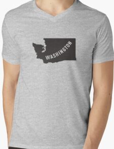Washington - My home state Mens V-Neck T-Shirt