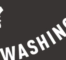 Washington - My home state Sticker