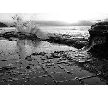 Tessellated Pavement, Port Arthur, Tasmania Photographic Print