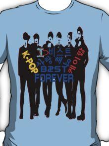 ♥♫I Love B2ST Forever Splendiferous K-Pop Clothes & Stickers♪♥ T-Shirt