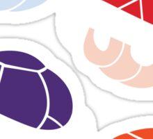 TMNT Shells Sticker