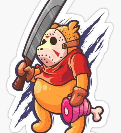 Winnie Voorhees Sticker