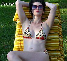 Poise - adv by Sorcha Whitehorse ©