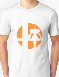 Samus - Super Smash Bros. Unisex T-Shirt