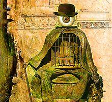 Monsieur Bone et la liberté  by ganechJoe