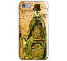 Monsieur Bone et la liberté  iPhone Case/Skin