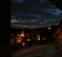 Battersea Rise Dusk by GaryWood