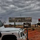 Welcome to South Australia by Sam  Parsons