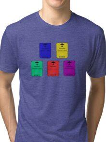 Memory Card Tri-blend T-Shirt