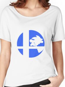 Sonic - Super Smash Bros. Women's Relaxed Fit T-Shirt