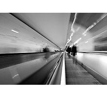 Metro Ghosts Photographic Print