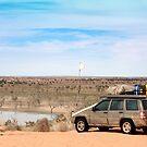 Leaving the Desert by Sam  Parsons