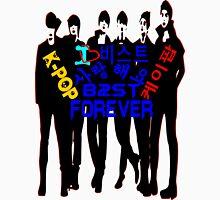 ♥♫I Love B2ST Forever Splendiferous K-Pop Clothes & Stickers♪♥ Men's Baseball ¾ T-Shirt