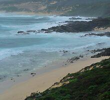 stormy seas #2 by metriognome