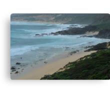 stormy seas #2 Canvas Print