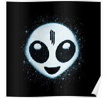 Skrillex - Recess Logo Poster