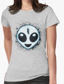 Skrillex - Recess Logo Womens Fitted T-Shirt