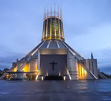 Liverpool Metropolitan Cathedral by Paul Madden
