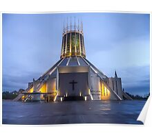 Liverpool Metropolitan Cathedral Poster