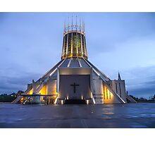 Liverpool Metropolitan Cathedral Photographic Print