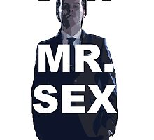 MORIARTY - MR SEX - SHERLOCK by CandyArcade