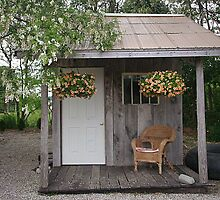 Garden Shed in Canada by EdsMum