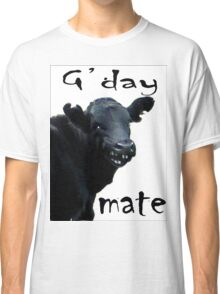 G'DAY MATE Classic T-Shirt