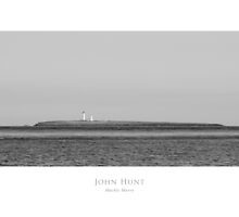 Muckle Skerry (Mono) by John Hunt