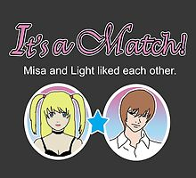 It's a Match! by GeekyTees