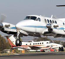 King Air pair by UpUpandAway
