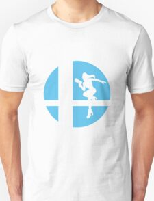 Zero Suit Samus - Super Smash Bros. T-Shirt
