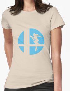 Zero Suit Samus - Super Smash Bros. Womens Fitted T-Shirt