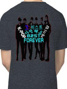 ♥♫I Love B2ST Forever Splendiferous K-Pop Clothes & Stickers♪♥ Classic T-Shirt