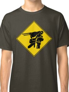 Bipedal Walking Tank X-ing Classic T-Shirt