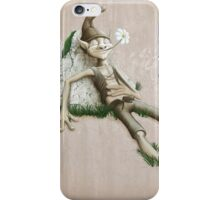 Relaxed elf iPhone Case/Skin