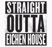 Straight Outta Eichen House Baby Tee