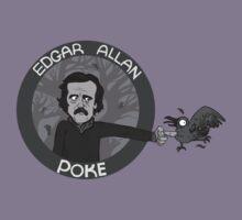 Edgar Allan Poke by ZeldaPennyflip