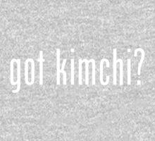 got kimchi? Kids Clothes