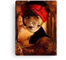 Autumn Comfort Canvas Print