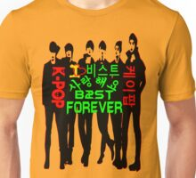 ♥♫I Love B2ST Forever Splendiferous K-Pop Clothes & Stickers♪♥ Unisex T-Shirt