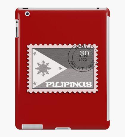 Pinoy Stamp iPad Case/Skin