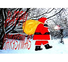 HAPPY CHRISTMAS 41 Photographic Print