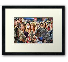 Owl Tamers Framed Print